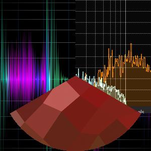 RedVerb 2 + Oszillos + Spectrum: RedVerb 2 + Oszillos + Spectrum